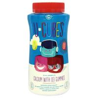 Solgar, U-Cubes, Children's Calcium With D3 Gummies - 120 Gummies