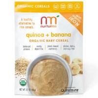NurturMe, Organic Baby Cereal - 3.7 oz (104 g)