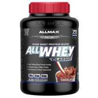 ALLMAX Nutrition, AllWhey Classic, 100% Whey Protein, Chocolate - 5 lbs (2.27 kg)