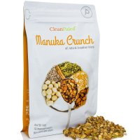 CleanPaleo, Paleo Crunch Breakfast Cereal Blend - 350 g  *Select Flavor