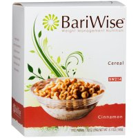 BariWise, Low-Carb High Protein Diet Cereal, Sugar Free - 1.02 oz (29 g) x 5 Count   *Sele