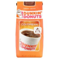 Dunkin' Donuts, 100% Colombian Ground Coffee, Medium Roast - 11 oz (311 g)