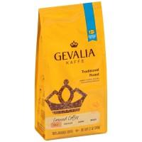 Gevalia Kaffe, Traditional Mild Roast Ground Coffee - 12 oz (340 g)