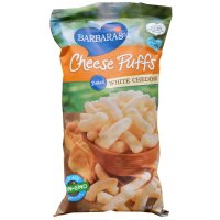 Barbara's Bakery, Baked Cheese Puffs - 5.5 oz (155 g)