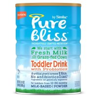 Similac, Pure Bliss, Toddler Drink with Probiotics, Starts with Fresh Milk from Grass-Fed