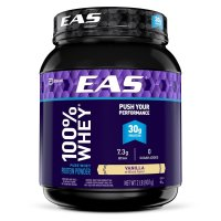EAS, 100% Pure Whey Protein Powder - 2 Pounds (907 g)  *Select Flavor