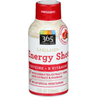 365 Everyday Value, Liquid Energy Shot, Pomegranate - 2 fl oz (59 g)