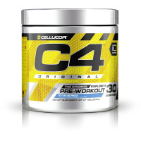 Cellucor, C4 Original Explosive, Pre-Workout Powder - 6.3 oz (180 g)  *Select Flavor