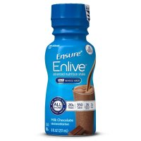 Ensure, Enlive Advanced Nutrition Shake with 20 grams of high-quality protein, 4 Count - 8