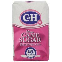 C & H Sugar Company, Granulated Sugar - 4 lb (1.81 kg)