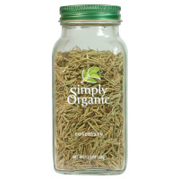 Simply Organic, Rosemary Leaf Whole Certified Organic - 1.23 oz (35 g)