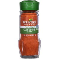 McCormick, 100% Organic, Cayenne Red Pepper - 1.5 oz (42g)