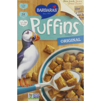 Barbara's Bakery, Puffins Cereal - 10 oz (283 g)  *Select Flavor