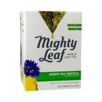 Mighty Leaf, Green Tea Tropical, 15 Tea Bags - 1.32 oz (37.5 g)