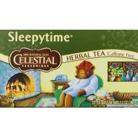 Celestial Seasonings, Herbal Tea, Sleepytime, Caffeine Free, 20 Tea Bags - 1.0 oz (29 g)