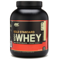 Optimum Nutrition, Gold Standard 100% Whey Protein Powder - 5 lb (2.27 kg)  *Select Flavor