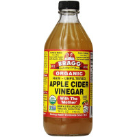 Bragg, Organic Raw Unfiltered Apple Cider Vinegar - 16 fl oz (473 g)