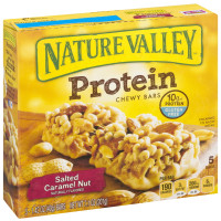 Nature Valley, Chewy Granola Protein 5 Bars - 1.42 oz (40 g) each  *Select flavor
