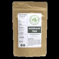 Beach House Teas, Organic Loose Leaf Herbal Tea, Woodland Trek - 2 oz (56.7 g)