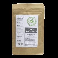 Beach House Teas, Organic Loose Leaf Herbal Tea, Coastal Wonderland - 2 oz (56.7 g)