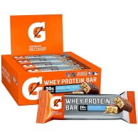 Gatorade, Whey Protein Recover Bars, 12 Count - 2.8 oz (20 g) each  *Select flavor