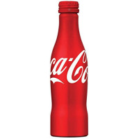 Coca-Cola, Aluminum Bottle - 8.5 oz (250 ml)
