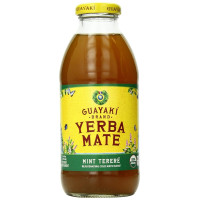Guayaki, Yerba Mate Energy Drink - 16 oz (480 ml)  *Select flavor