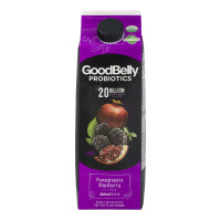 GoodBelly, Pomegranate Blackberry, Probiotic Juice - 32 oz (946 ml)