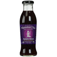 Mamma Chia, Organic Blackberry, Hibiscus, Vitality Beverage - 10 oz (296 ml)