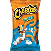 Cheetos, Puffs Cheese Flavored Snacks - 8 oz (226 g)