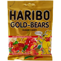 Haribo, Gold Bears, Gummi Candy, Original - 5 oz (142 g)