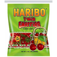 Haribo, Twin Cherry Bag - 5 oz (142 g)