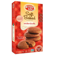 Enjoy Life, Soft Baked Cookies, Snickerdoodle - 6 oz (170 g)