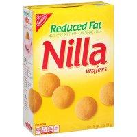 Nilla, Wafers, Reduced Fat - 11 oz (311 g)