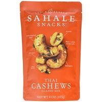 Sahale Snacks, Thai Cashews Glazed Mix - 4 oz (113 g)