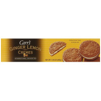 Carr's, Ginger Lemon Cremes Cookies - 7.05 oz (200 g)