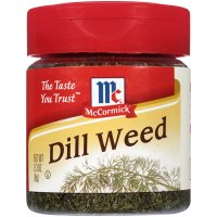 McCormick, Dill Weed - 0.3 oz (8 g) x 3 Packs