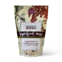 Greenpoint Muesli, Raw Artisan Granola, Superfood Mix - 12 oz (340 g)