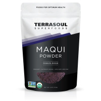 Terrasoul Superfoods, Maqui Berry Organic Powder - 4 Ounce