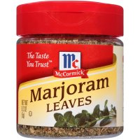 McCormick, Marjoram Leaves - 0.2 oz (5 g) x 6 Packs