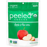 Peeled Snacks, Organic Apple 2 The Core - 2.8 oz (79.4 g) x 3 Packs