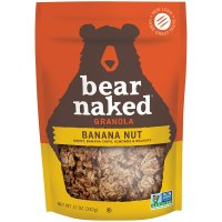 Bear Naked, All Natural Granola, Banana Nut - 12 oz (340 g) x 3 Ct.