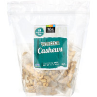 365 Everyday Value, Whole Cashews 13 Packs - 1.2 oz (34 g) each