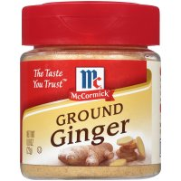 McCormick, Ground Ginger - 0.8 oz (19 g)