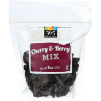 365 Everyday Value, Cherry & Berry Mix - 8 oz (227 g)