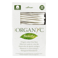 Organyc, Beauty, Organic Cotton Wool Buds - 200 Pieces