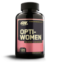 Optimum Nutrition, Opti-Women, Womens Daily Multivitamin Supplement - 120 Capsules
