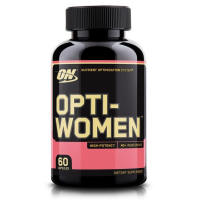 Optimum Nutrition, Opti-Women, Women's Multivitamin - 60 Capsules