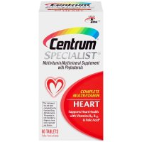 Centrum, Specialist, Complete Multivitamin, Heart - 60 Tablets