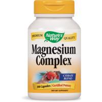 Nature's Way, Magnesium Complex - 100 Capsules